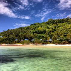 Exotic Island of Koh Talu via Courtney