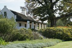 Rhodes Cottage on Boschendal- great place to spend the night