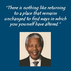 Nelson Mandela - Philosophy of Life in 1984