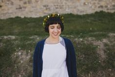 Flower crown - The c
