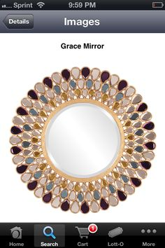 Grace mirror http://www.overstock.com/6765749/product.html $529.99