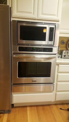 Kitchenaid 30 Wall Oven Microwave Combo kitchenaid wall oven filler strip (before & after) | trimkits usa