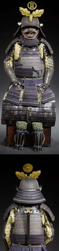 I know very little to nothing when it comes to Japanese Armors which means that posting stuff like this forces me to do some research so i can write a few sentences What i've found is that Tosei-Gusoku are referred to as 'modern armors' . They were made from iron plates  instead of individual scales which …