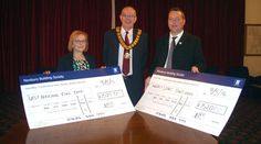 Heartstart Thatcham has been one of Thatcham Town Mayor's, Mike Cole, charities for the past year (2013/14).