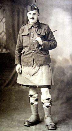 Private William Charles Sewell, 2nd Battalion Seaforth Highlanders. Killed 3 May 1917 during an attack at Roeux during the Battle of Arras.