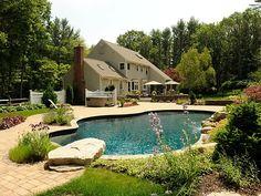 Pool Remodel - Tile | Outdoors | Pinterest | Pool Remodel
