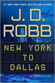I love J.D Robb! There are like....32 books in this series. I have lovingly read them all.