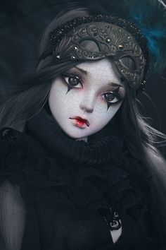 【Limited(5%OFF)】Repuria, Island of Fog / Adriana, the circus girl(Special Head Doll Set)|DOLKSTATION - Ball Jointed Dolls Shop - Shop of BJD Dolls