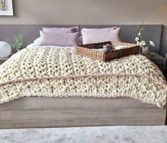 Nubes Rosa palo- Doble #knit #merinowool #knitxxl #madeinspain #handmade #knittingnoodles #chunkywool