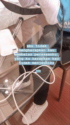Quotes Rindu, Tumblr Quotes, Short Quotes, Mood Quotes, Qoutes, Cinta Quotes, Quotes Galau, Phone Wallpaper Quotes, Self Reminder