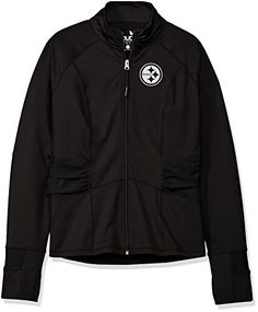 Pittsburgh Steelers Alyssa Milano Jacket