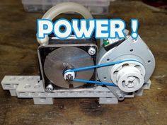 Two stage air turbine generator AMAZING SOUND! - YouTube