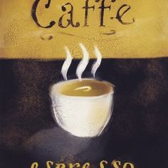 One of the Italian favourite drinks: 'il caffè espresso'. Traditionally consumed at the end of a meal at home or in a bar, coffee is the ideal boost for a Monday morning! Coffee Menu, Coffee Poster, Coffee Signs, Coffee Latte, Starbucks Coffee, Coffee Drinks, Coffee Break, Coffee Talk, Coffee Barista