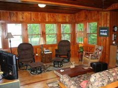 Lake Laura Vacation Home -- 4304 Lake Laura Rd, Star Lake, WI 54561