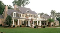 Southern Living Centennial Home Todd's Dream House-Mine, too!!