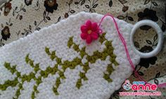 Tree Branches, Diy And Crafts, Hello Kitty, Art Pieces, Coin Purse, Crochet, Crochet Edgings, Handarbeit, Artworks