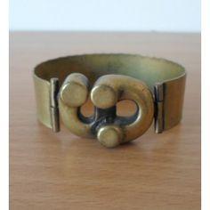 Armband brons Menno Meijer