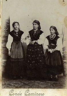 Vestidos de Asturianos 34