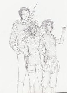 Frank, Hazel, and Leo