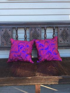 Pillow, decorative throw pillow case 14 inches by 14 inches. by CooperSeal on Etsy