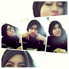Girl in black :p