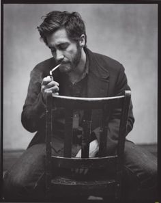 Jake Gyllenhaal by Mark Seliger for GQ Style Germany, 2014
