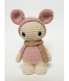 Handmade Miss Jellybean made by #MadebyMaike