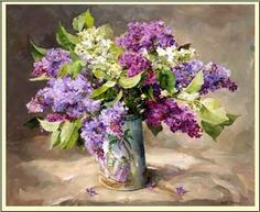 ''Lilac'' by Anne Cotterill