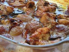 Pork, Meat, Chicken, Cooking Ideas, Recipes, Kale Stir Fry, Ripped Recipes, Pork Chops