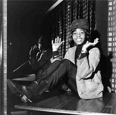 Millie Small was the first reggae artist to make the UK charts with 'My Boy Lollipop'.