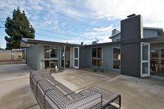 Cliff May Rancho: 3138 Studebaker Road, Long Beach