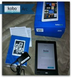 The Kobo Arc Tablet