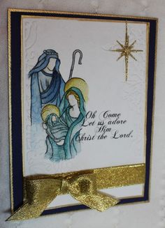 CC560, Adore Him by Holstein - Cards and Paper Crafts at Splitcoaststampers
