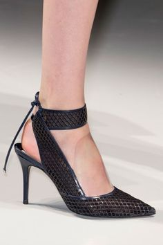 Runway Recap: The Best Shoes From Milan Fall 2013: Pucci Fall 2013: Salvatore Ferragamo Fall 2013