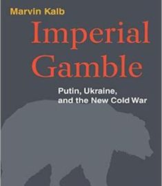 Imperial Gamble: Putin Ukraine And The New Cold War PDF
