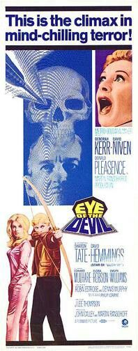 1967 Eye of the Devil UK