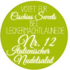 ♥ Italienischer Nudelsalat mit Olivenfladen vom Grill - und VOTET bitte für mich!
