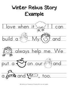 rebus writing Here you can find a collection of rebus downloadable and printable worksheets, shared by english language teachers welcome to esl printables, the website where english language teachers exchange resources: worksheets, lesson plans,  rebus writing level: elementary.
