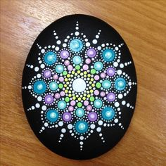Beautiful mandala!