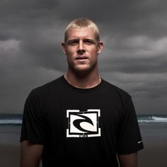 Mick Fanning at Snapper Rocks a while ago... This particular frame hasn't been seen before. The main shot from the day is now hanging in the National Portrait Gallery in Canberra.  #fanno #legend #surf #icon @ripcurl #yew #snapperrocks #qld #stormy #sosick #cloudporn #whatagun by andrewmaccoll