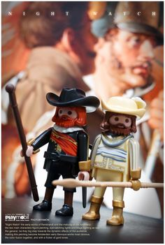 Playmobil / photobyamon The Night Watch