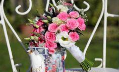 #bouquet de mariée english touch #fleurs #mariage création #francefleurs