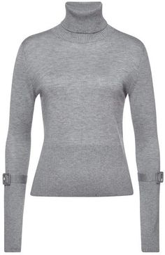 32278bc69718 Michael Kors Collection - Intarsia Cashmere Sweater - Stone ...