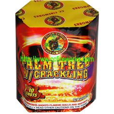 10s Palm Tree W/Crackling Fireworks (CA2009) from CC FIREWORKS CO.LTD on YYUber.com