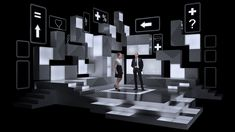 Tv Set Design, Stage Design, Tv Sets, Online Portfolio, Whats New, Installation Art, Minimalism, Funny Pictures, Behance