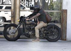 Bobbers Chopper Cafe racer hot Rod motorcycle blog