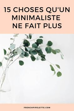 Vie Simple, Green Life, Minimalist Living, Sustainable Living, Zero Waste, Getting Organized, Hygge, Live For Yourself, Life Is Good
