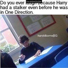 okay that girl is lucky she even had him in her class, there, in front of her...
