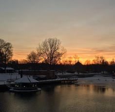 Stockholm sunset #djurgårdsbron #stockholm #sweden #visitsweden #visitstockholm #travel #ttot