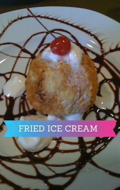 Michael Symon whipped up a great and absolutely delicious Fried Ice Cream recipe on The Chew, inspired by his love of Chi-Chi's Fried Ice Cream recipe. http://www.foodus.com/the-chew-michael-symon-fried-ice-cream-recipe/